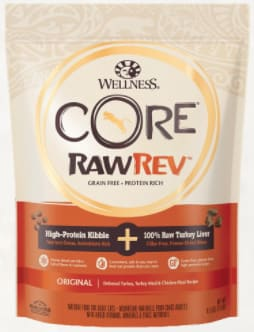 Wellness CORE RawRev cat food review