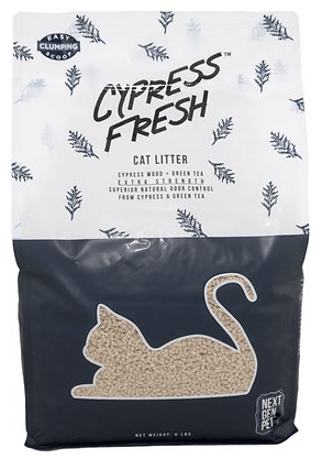 Next Gen Cypress Fresh Cat Litter