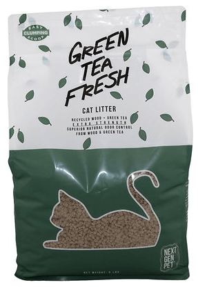Next Gen Green Tea Fresh Cat Litter
